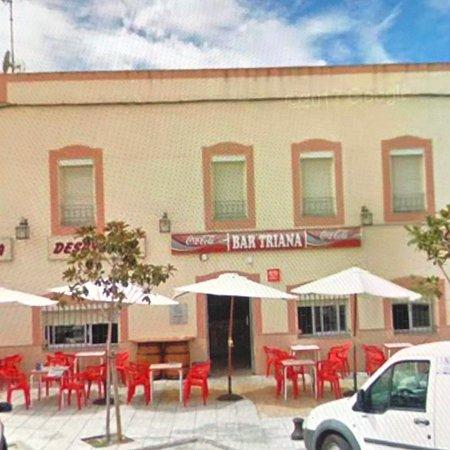 Monesterio, España: Bar Triana