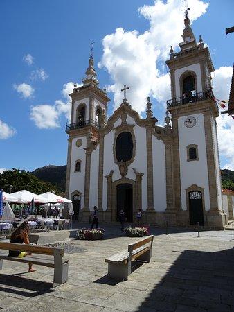 Vila Nova de Cerveira, Portugal: Façade