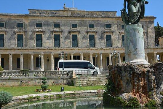 Liapades, Greece: Corfu Town