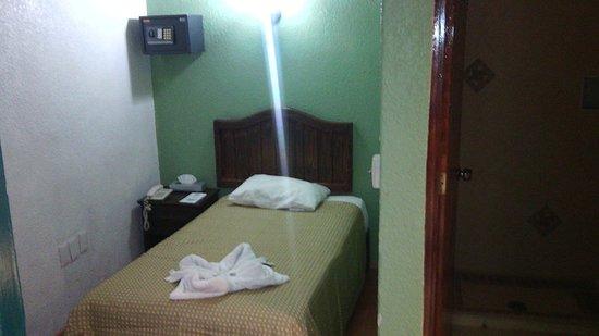 Provincia Express Puebla: Guest room