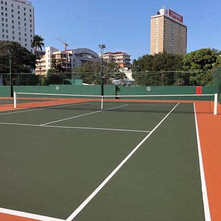 Club de ténis de Maputo