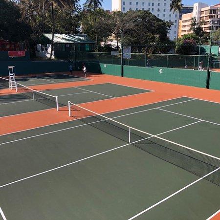a1a5d69dea7 Club de tenis de Maputo - Picture of Club de tenis de Maputo