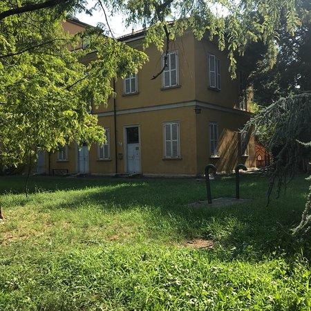 Giardino di Villa Marzorati Zorn - ReGis