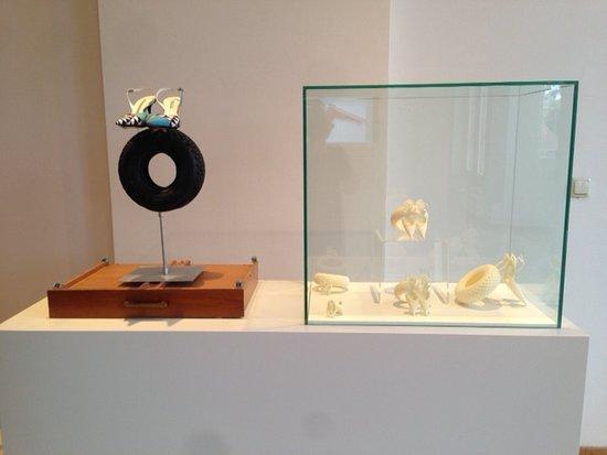 Cuypershuis: tijdelijke expositie, o.a. Ted Noten