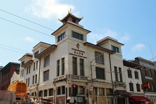 Chinese United Methodist Church
