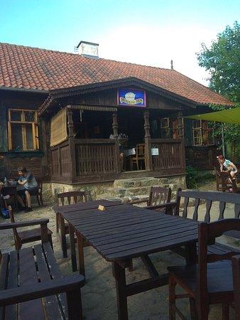 Kadzidlowo, Poland: Oberża pod Psem