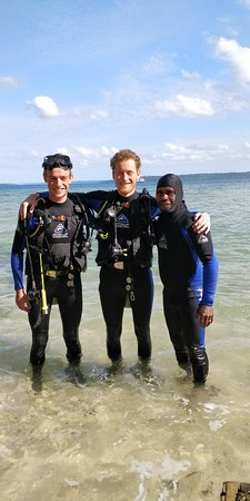 Pacific Dive-billede