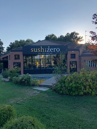 Sushi Zero Esterno