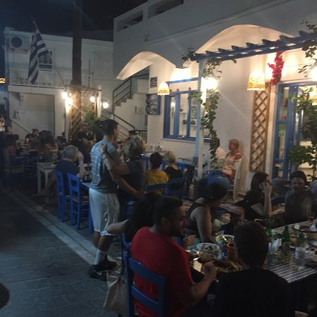 Greek night at Zorba's with live music!!!