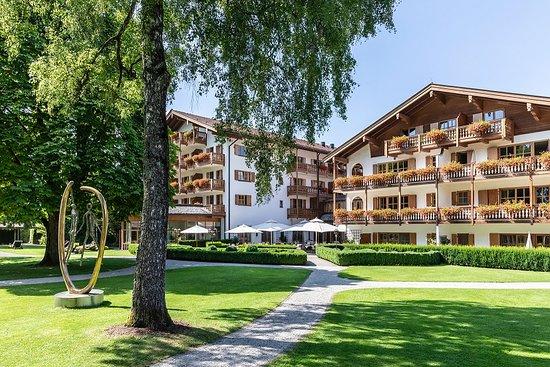 Relais & Châteaux Park-Hotel Egerner Hoefe