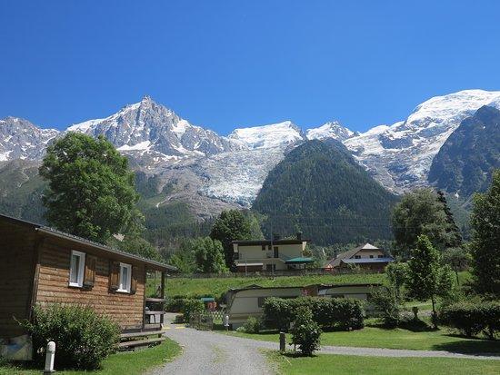 Camping Les Ecureuils Chamonix France