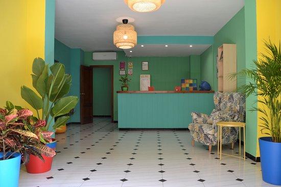 Pensión Tropical, hoteles en Almuñécar