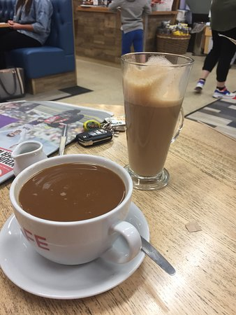 Tesco Cafe Aberystwyth Restaurant Reviews Photos Phone