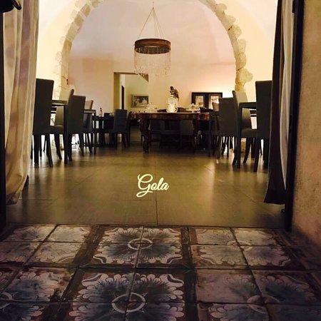 Canicatti, Italy: Gola
