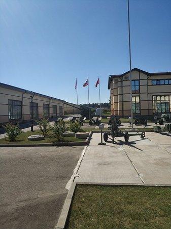 Padikovo, Rusland: Музей отечественной военной истории