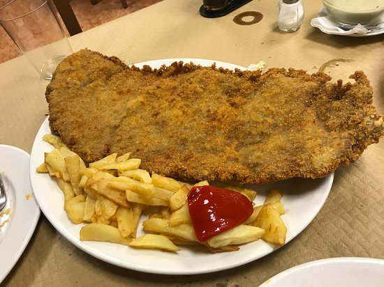 The best cachopo of the world