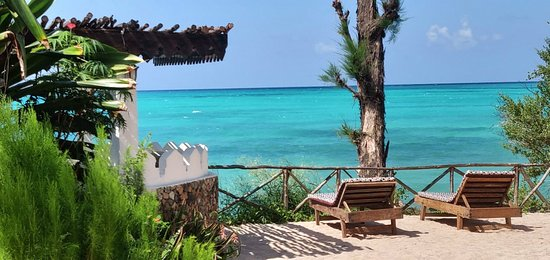 Villas maravillosas con vistas a un mar turquesa!