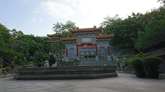 Haiyueyan Mountain of Dongguan