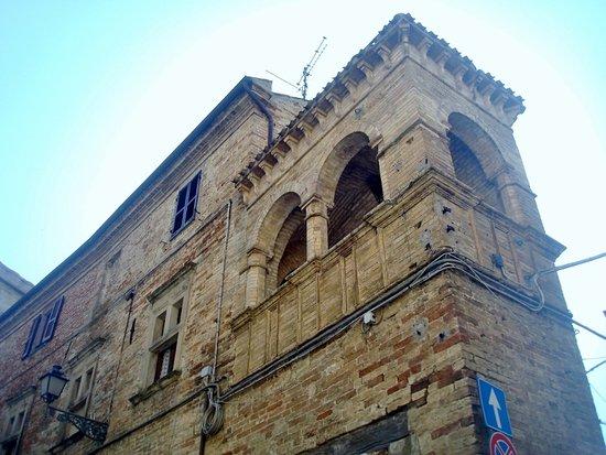 Ripatransone, Ιταλία: Casa di Ascanio Condivi