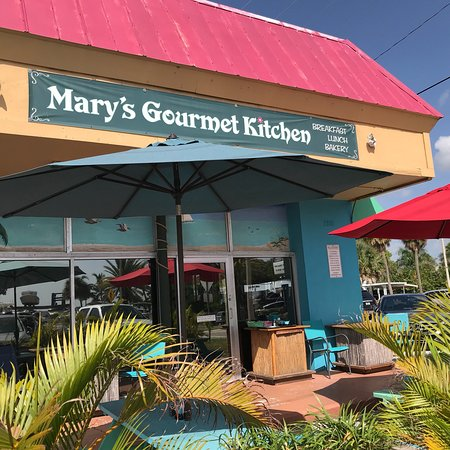 Mary's Gourmet Kitchen-bild