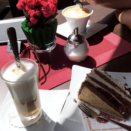 Schonwald, Germany: Cafe Princess