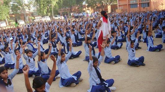 Salawas, India: 123r1