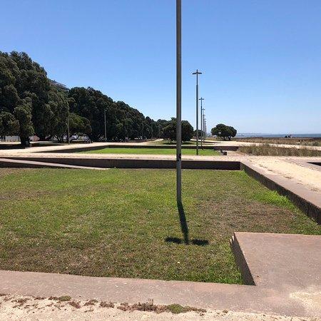 Praia do Castelo do Queijo Bild
