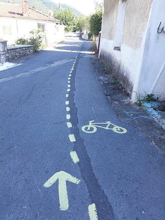 Arkadia Region, Yunani: Ποδηλατόδρομος