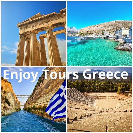 ‪Enjoy Tours Greece‬