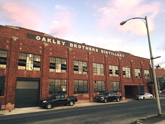 Oakley Brothers' Distillery
