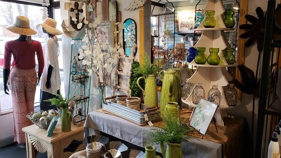 2500 sq. ft. of Home, Cottage and Lake decor at On The Bay Customs downtown New Baltimore Michig
