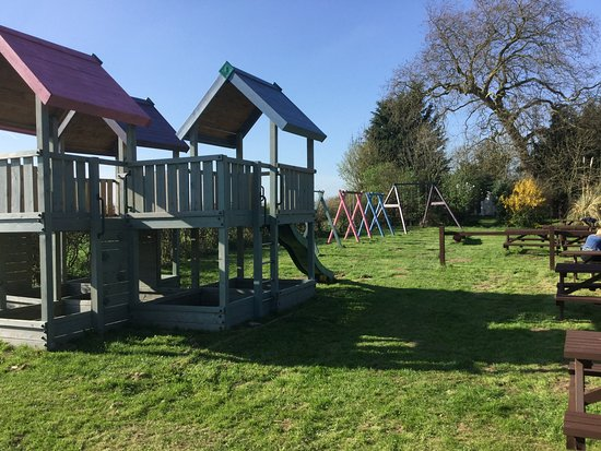 The Golden Pheasant: Children's play area