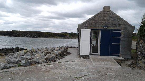 County Dublin, Irlandia: Loughshinny Lifeguard station