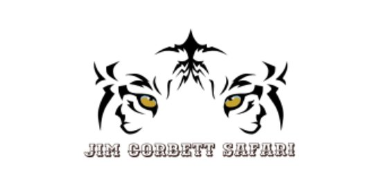 Ramnagar, Индия: jim corbett safari logo