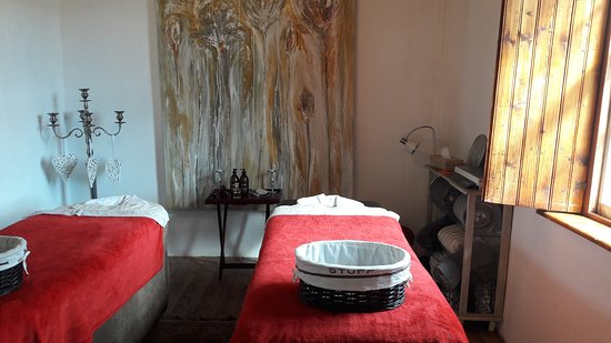 McGregor, Afrika Selatan: Couples treatment room