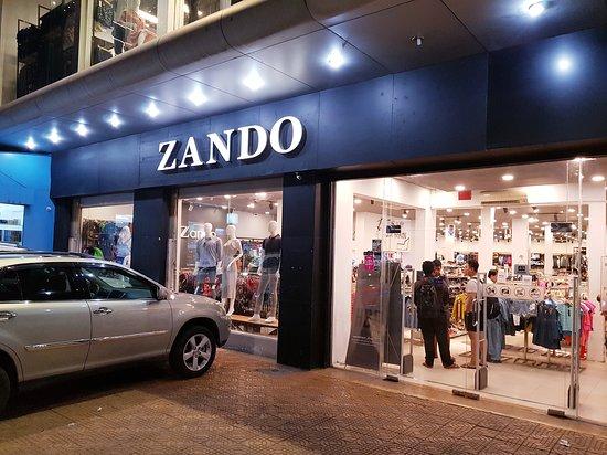 Zando TTP