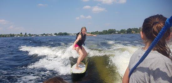 Wake en Flyboardschool Vinkeveen