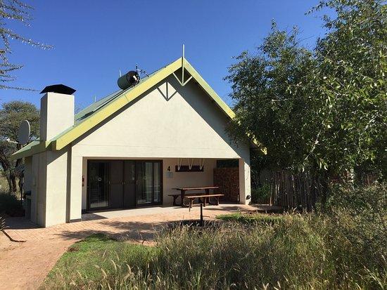 Erindi Game Reserve, Namibia: Unser Chalet
