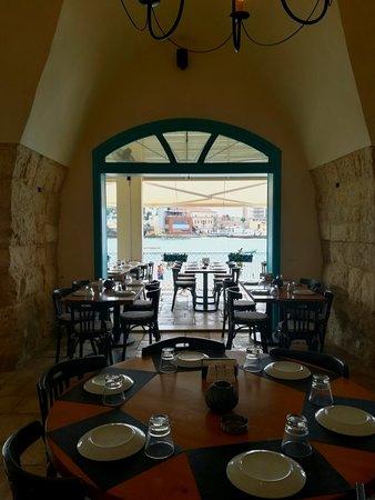 Fantastic food, great location. A definite must.