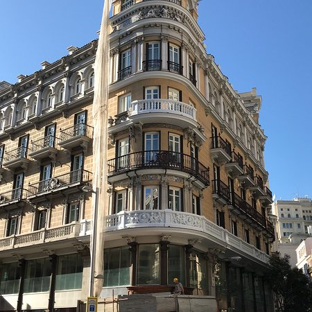 Excellent location in Madrid