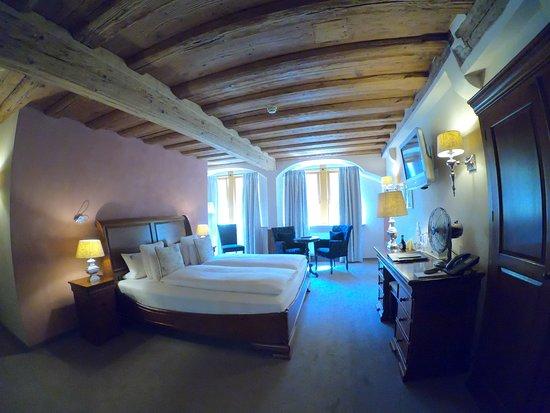 Hotel Herrnschloesschen: Room Amaryllis