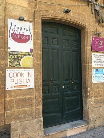 Squinzano, Italie : front door