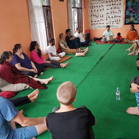 Yoga with Raj: Kirtan workshop