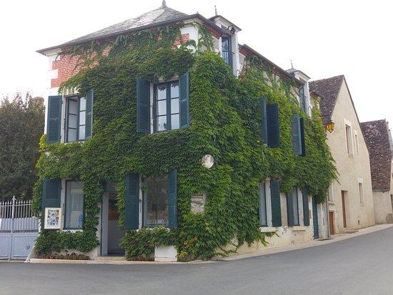 Sancerre, Prancis: Galerie Garnier Delaporte (depuis la rue)