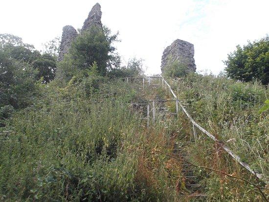 Wigmore Castle لوحة