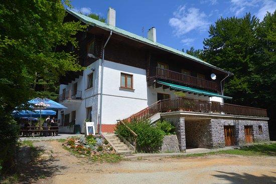 Sobrance, Slovensko: Chata pri Morskom oku