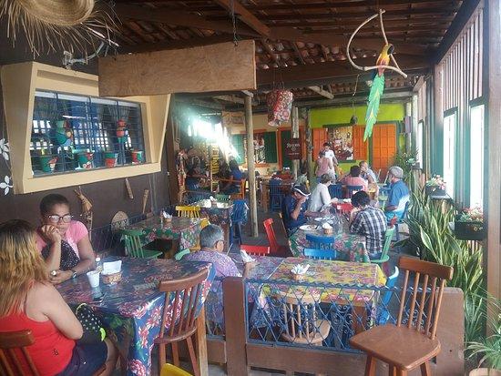 Casa De Tonho Sabores Regionais: Ambiente externo