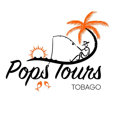 Buccoo, Tobago: Look out for our logo!