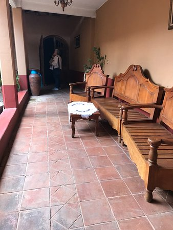 Zdjęcie Santa Fe de la Laguna