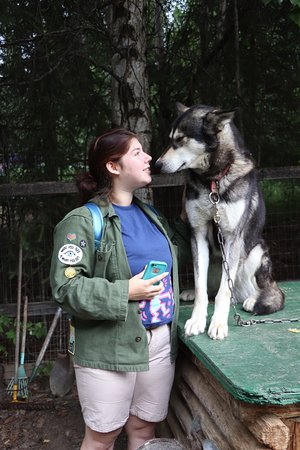 Alaskan Tails Of The Trail With Mary Shields Fairbanks